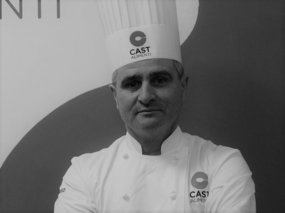 Francesco Gotti - Executive Chef e Docente CAST Alimenti
